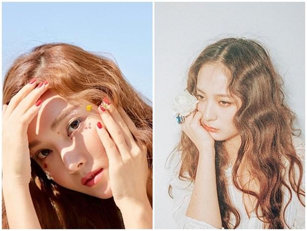 Jung Sisters yang debut digrup berbeda yakni SNSD dan f(x).