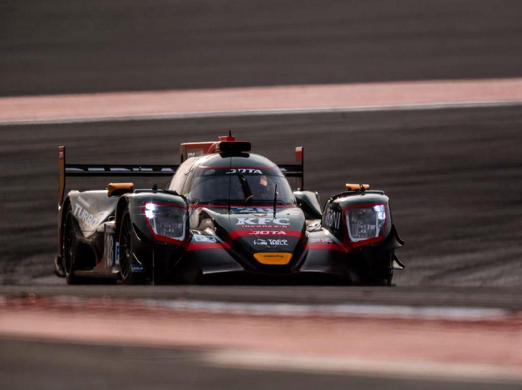 Sean Gelael Diandalkan JOTA di Seri Perdana Asian Le Mans