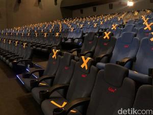 Mau Nonton di Bioskop saat Masa PPKM? Simak Nih Aturannya