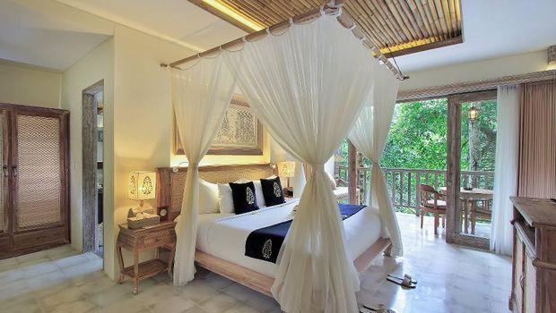 Suasana di The Kayon Resort, Ubud, Bali. (Dok. The Kayon Resort)