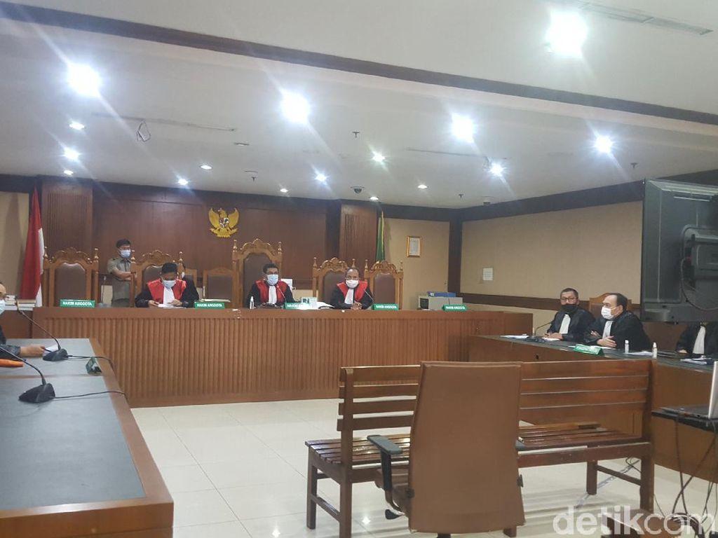 Eks Stafsus Edhy Prabowo Ungkap Terima Titipan Uang dari Penyuap Kasus Benur