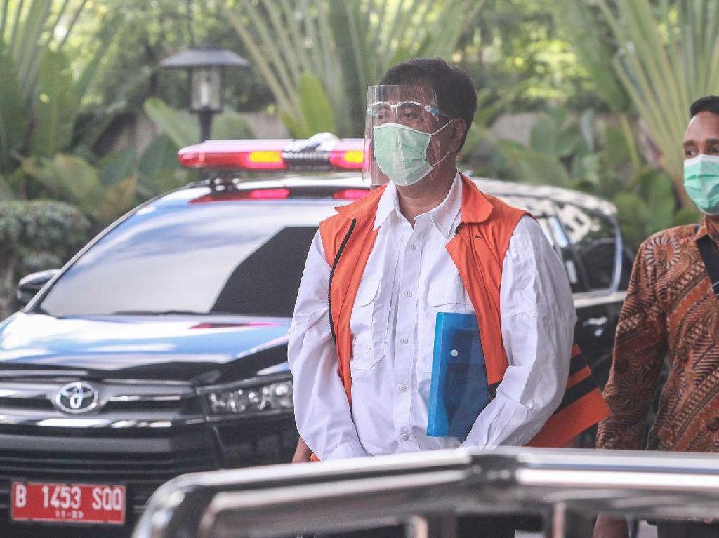 Keluh Kesah Sedih Aku Penyuap Edhy Prabowo soal Diminta Fee