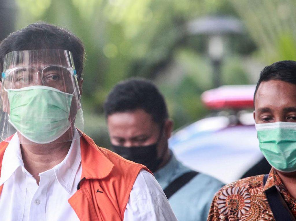 Saksi Ungkap Penyuap Edhy Prabowo Temui Stafsus 4 Kali di Gedung KKP