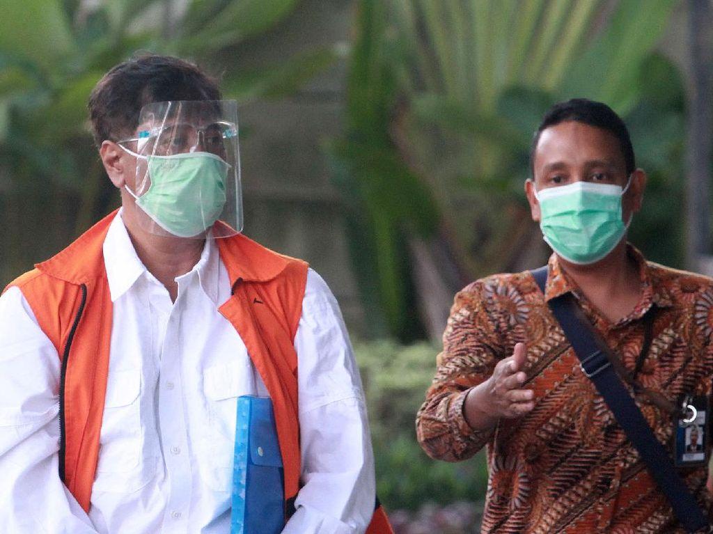 Terduga Penyuap Edhy Prabowo di Kasus Ekspor Benur Dinilai Korban