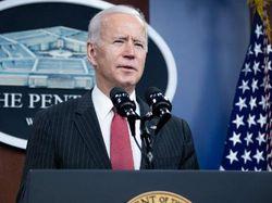 Senangnya Joe Biden, AS Sukses Vaksinasi Corona 50 Juta Warganya