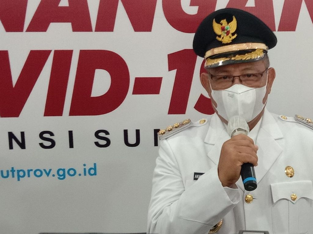 Dilantik Jadi Walkot Medan 6 Hari, Akhyar: Banyak yang Sudah Kami Lakukan