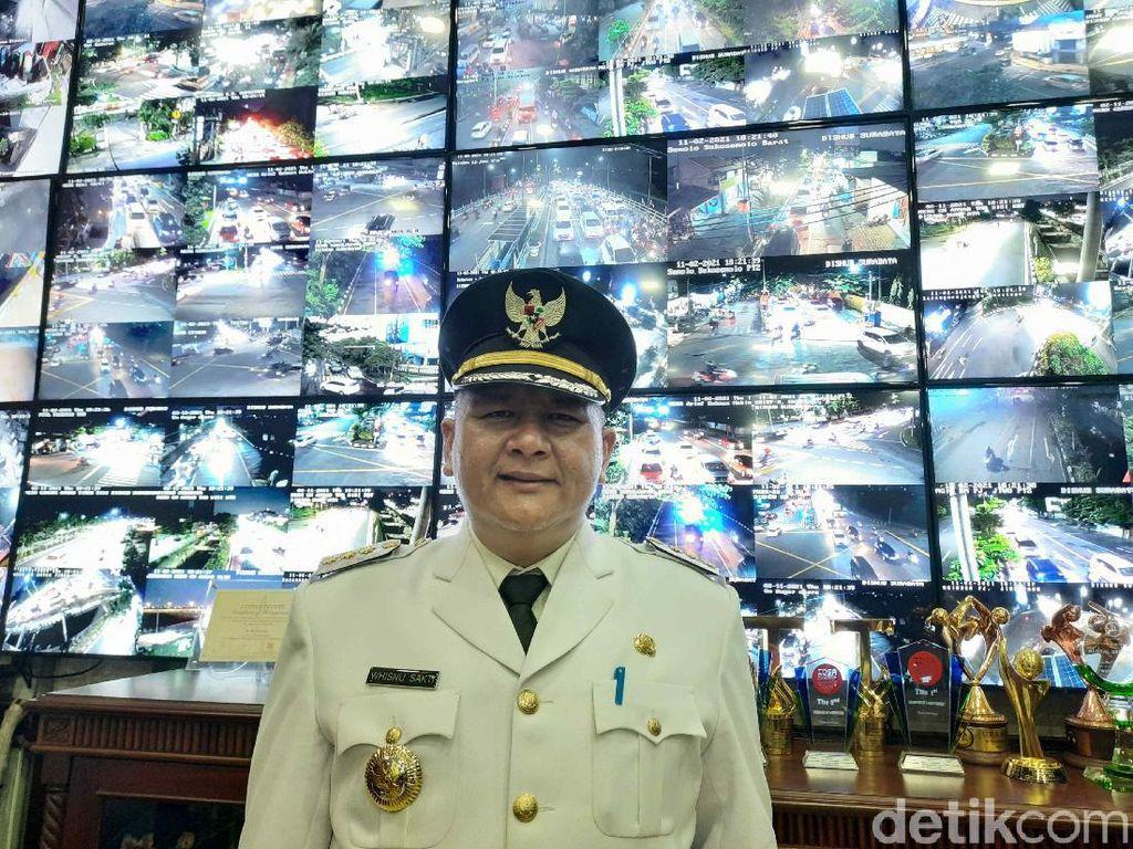 Jabatan Wali Kota Surabaya Berakhir, Whisnu Sakti Pamitan