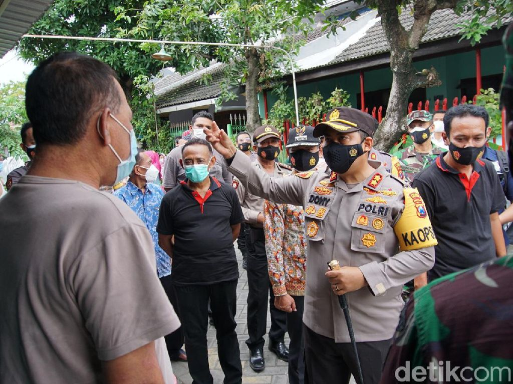 48,7 Persen Desa di Mojokerto Jadi Kampung Tangguh Semeru