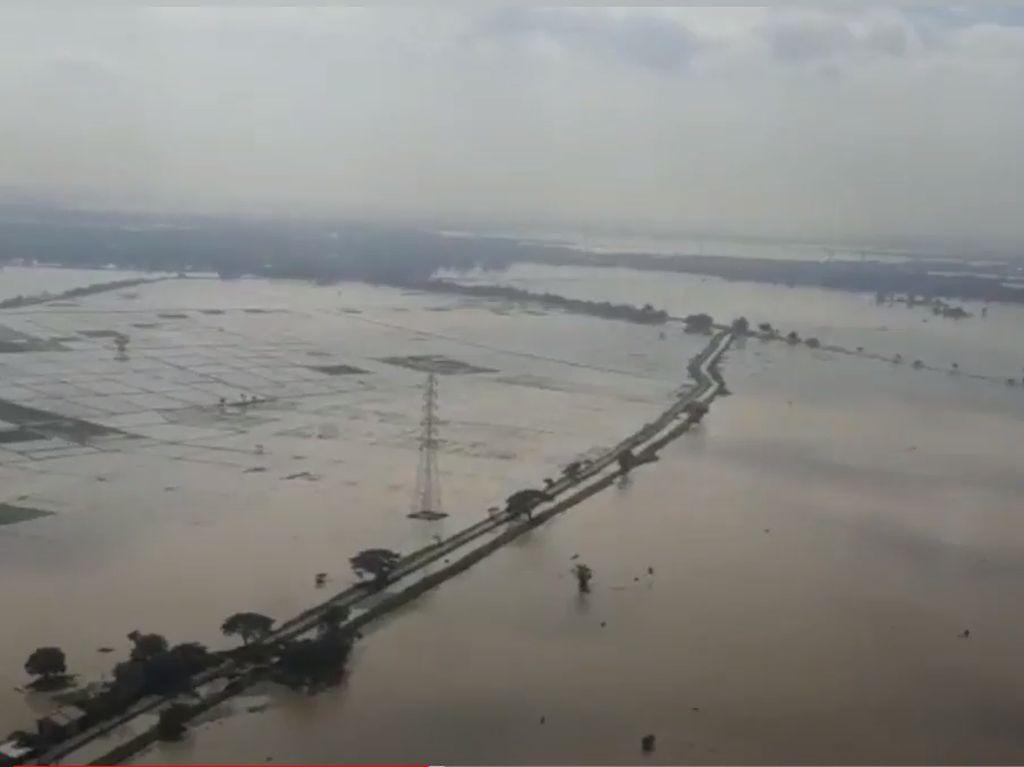 Wagub Jabar Ungkap Sederet Pemicu Banjir di Subang