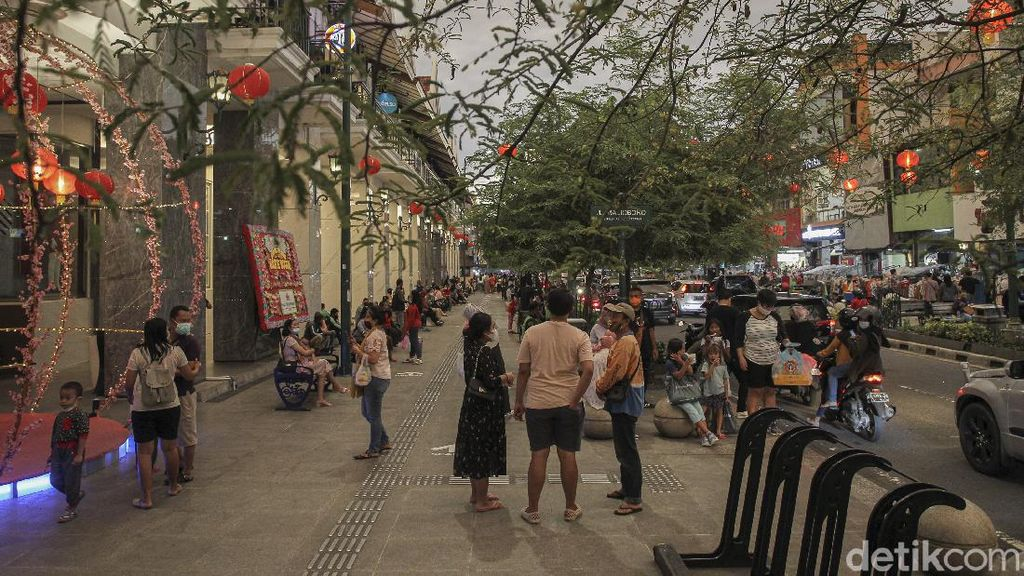 Begini Suasana Malioboro Yogyakarta Saat Libur Imlek