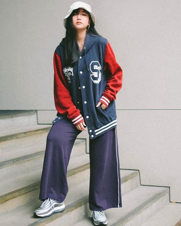 Gaya fashion ala Yumna Kemal