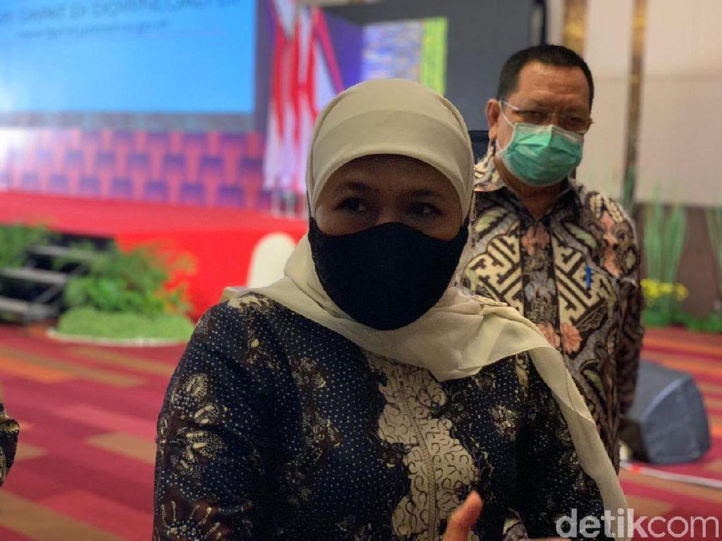 Dana Desa untuk PPKM Mikro Belum Cair, Ini Penjelasan Pemprov Jatim