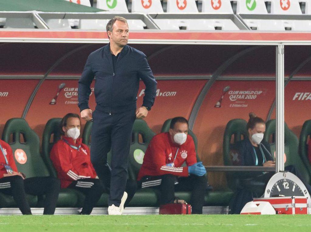 Dahsyat! Hansi Flick di Bayern: Banyakan Trofi ketimbang Kalah