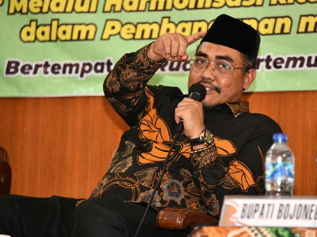 PKB soal Kerumunan Presiden Jokowi di Maumere: Rasa Rindu Sulit Dikoordinasi
