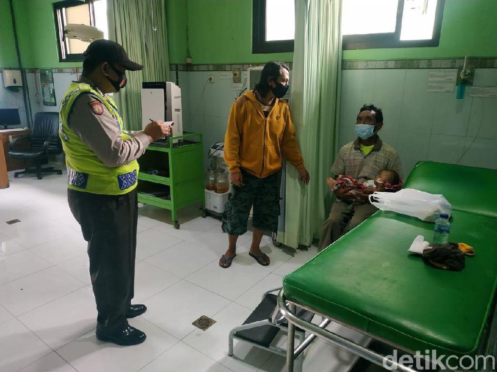 Aksi Heroik Sang Ibu Selamatkan 3 Anaknya Sebelum Tewas Tersambar KA Dhoho