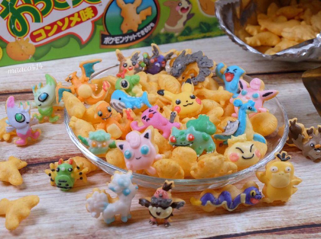 Kreatif! Baker Jepang Ini Ubah Fish Cake Jadi Pokemon