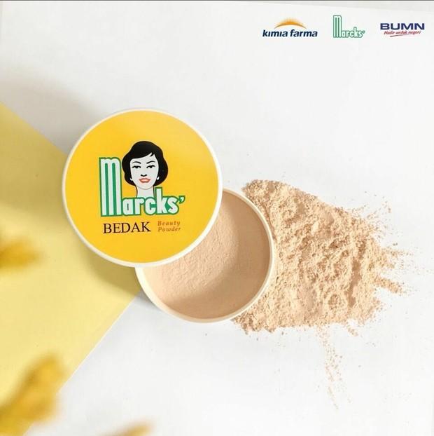 Marcks Beauty Powder/instagram.com/marckscosmeticind