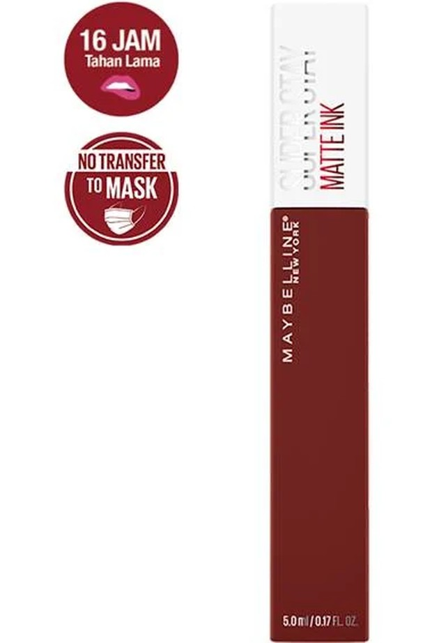 Maybelline Superstay Matte Ink Reds Edition 305 Unconventional