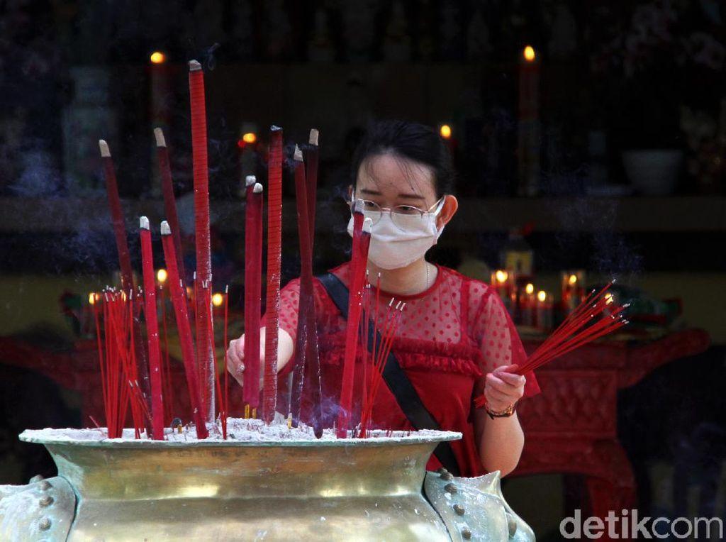 Melihat Lebih Dekat Perayaan Imlek di Masa Pandemi Corona