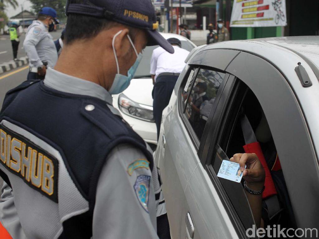 Surat Bebas Covid Masuk Jakarta Wajib Bagi Pemudik, Ini Penjelasannya
