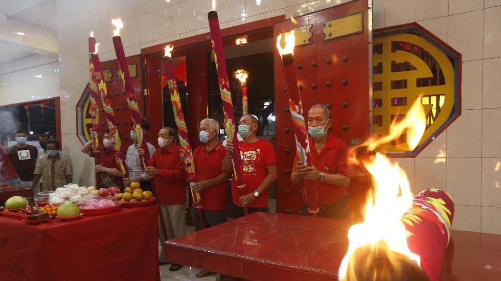 Perayaan Imlek di Riau dan Aceh