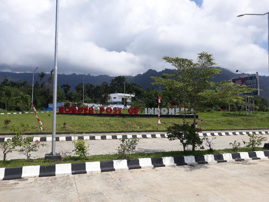 Perbatasan RI-Papua Nugini Dibuka Lagi, Selama Ini Lewat Jalur Tikus