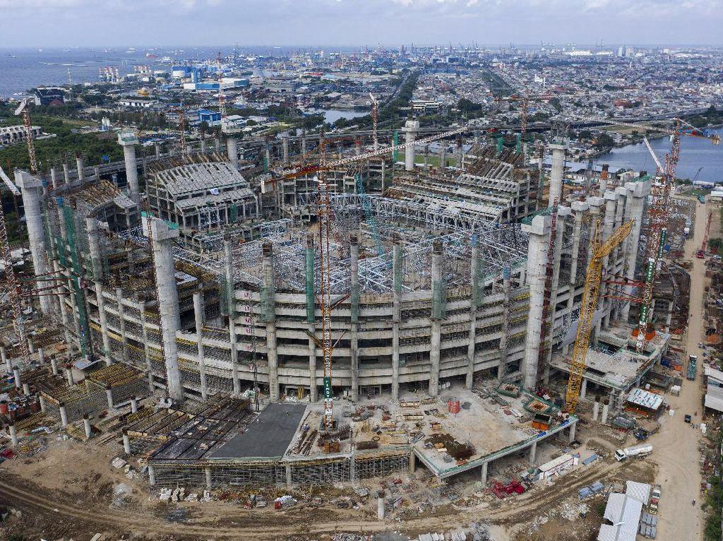 JIS Disarankan Ganti Nama Jadi Stadion M.H Thamrin