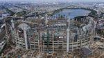 Menanti Rampungnya Stadion JIS Kebanggaan Jakarta