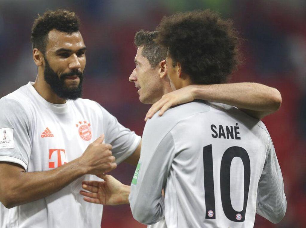 Sextuple Bayern Akan Jadi Cerita Abadi