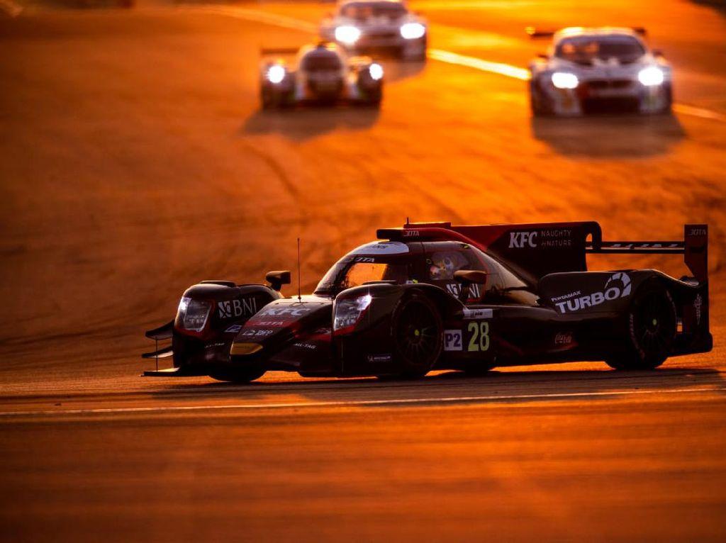 Asian Le Mans: Hasil Latihan Bikin Sean Pede Naik Podium