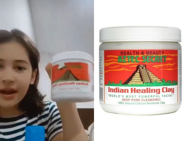 Skincare Sandrinna Michelle: Aztec Secret Indian Healing Clay