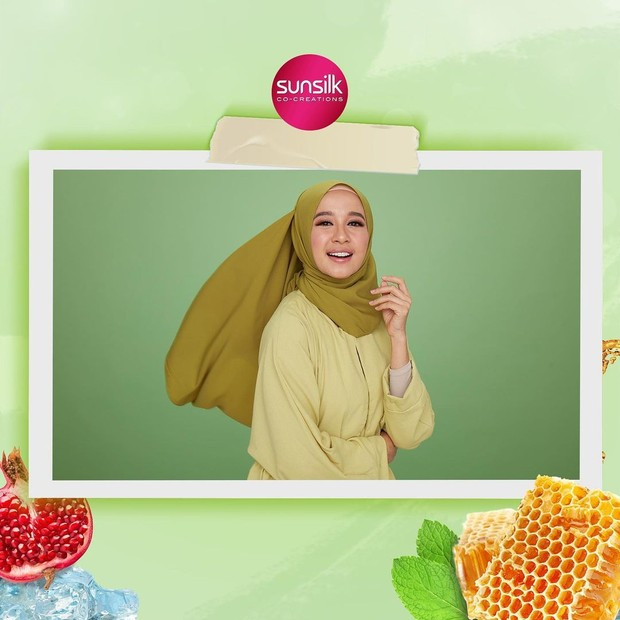 Sunslik Hijab/Sumber:instagram.com/sunsilkid/