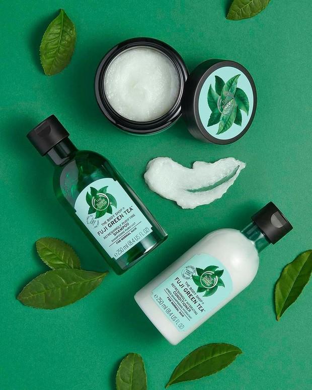 The Body Shop Shampo/Sumber:instagram.com/thebodyshopindo/
