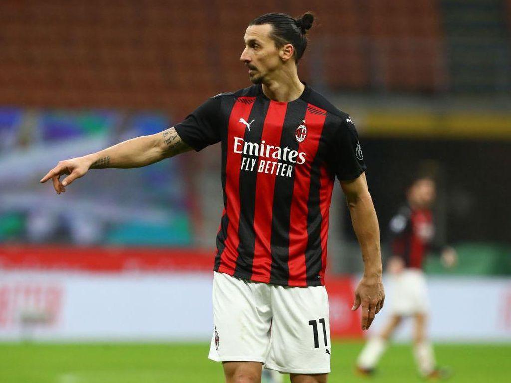Ibrahimovic Disanksi UEFA Akibat Terlibat Perusahaan Judi