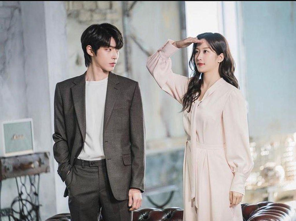 5 Adegan Romantis Ju Kyung & Seo Jun yang Bikin Tim Su Ho Panas