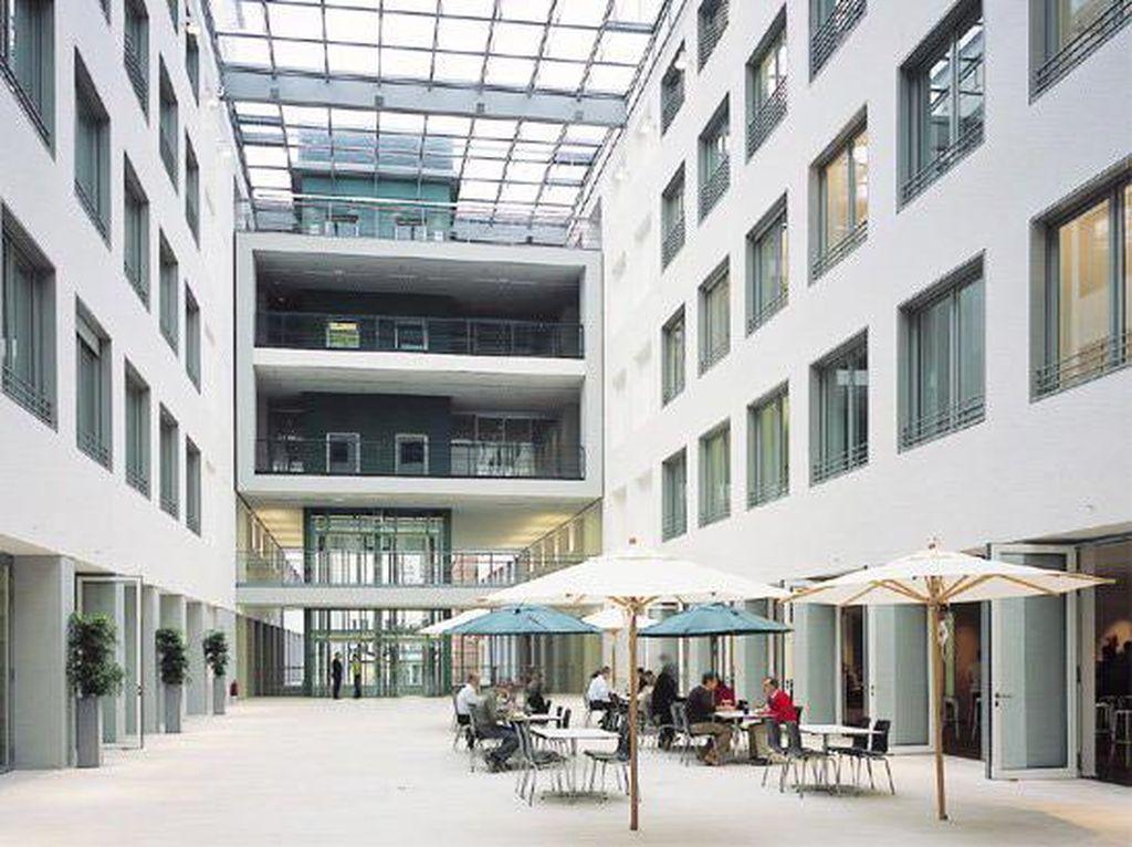 Begini Penampakan Gedung Milik Sukanto Tanoto di Jerman