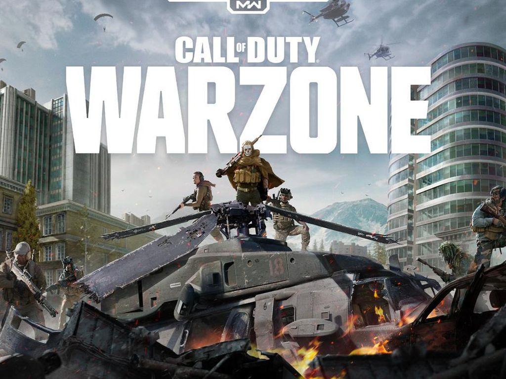 Main Call of Duty: Warzone Pakai Cheat? Awas Ada Malwarenya!