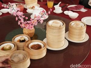 Hari Minggu Bisa Makan Dim Sum Sepuasnya di Restoran Chinese Ini