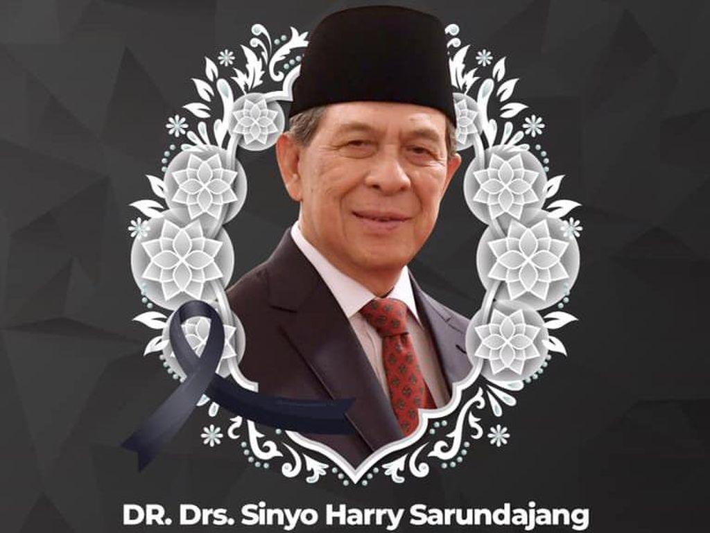Dubes Sinyo Harry Sarundajang Akan Dimakamkan di Kawangkoan Minahasa