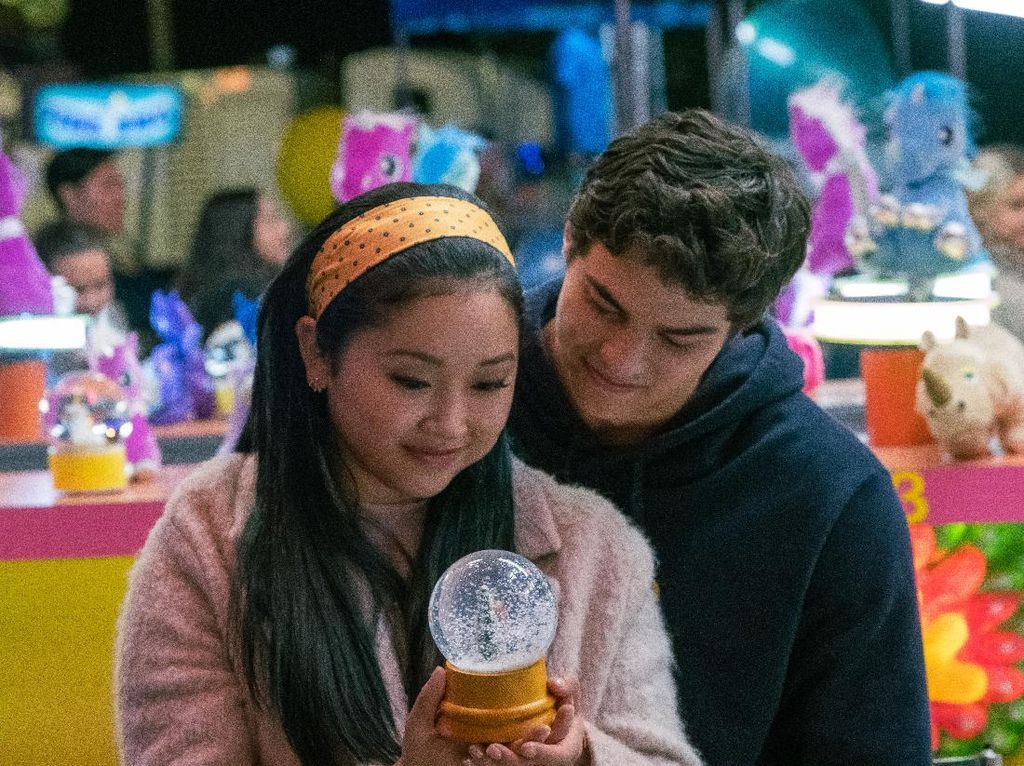 5 Perjalanan Cinta Lara Jean dan Peter di Trilogi To All The Boys