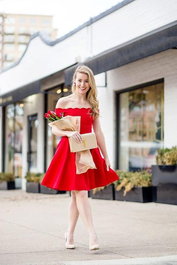 6 Inspirasi Outfit di Hari Valentine