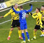 Dortmund Vs Hoffenheim: Die Borussen Tertahan 2-2