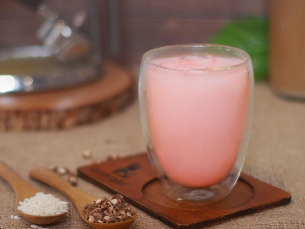 Khusus Valentine, Ada Jamu Pink yang Cantik dan Menyehatkan