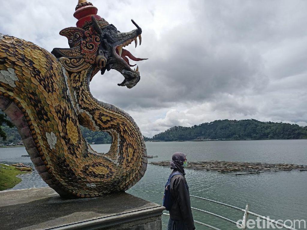 Tentang Legenda Naga Baruklinting di Telaga Ngebel Ponorogo