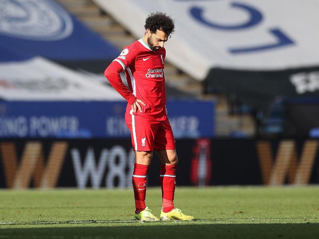 Salah: Liverpool Akan Terus Bertarung Selayaknya Juara
