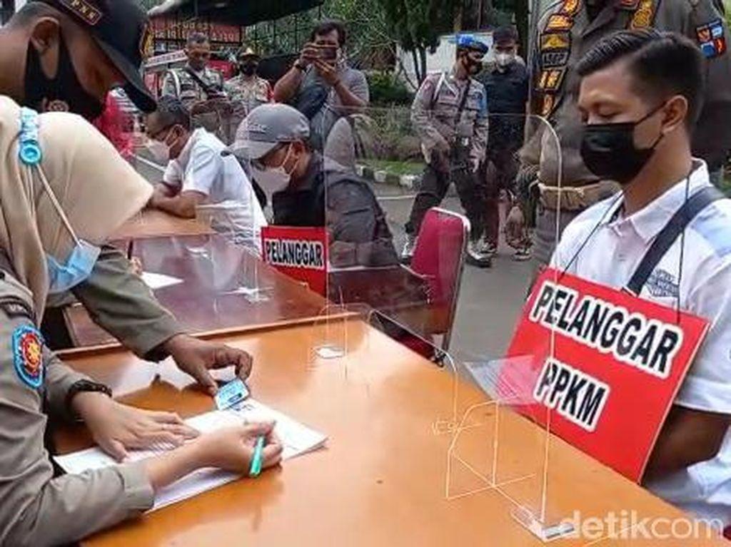 Akhir Konvoi Moge Lolos Gage Bogor Berujung Denda-Permintaan Maaf