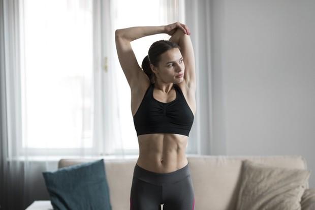 Melakukan peregangan sebelum berolahraga tampaknya hal jelas yang harus dilakukan ketika ingin berolahraga.