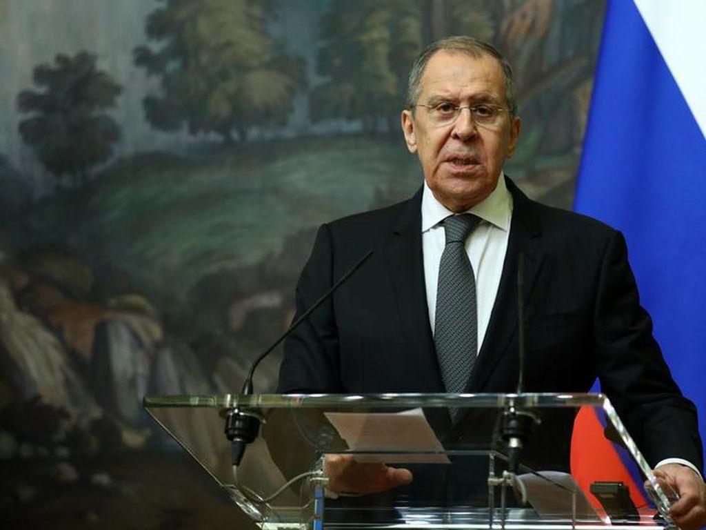 Rusia Siap Bercerai dari Uni Eropa Jika Dijatuhi Sanksi