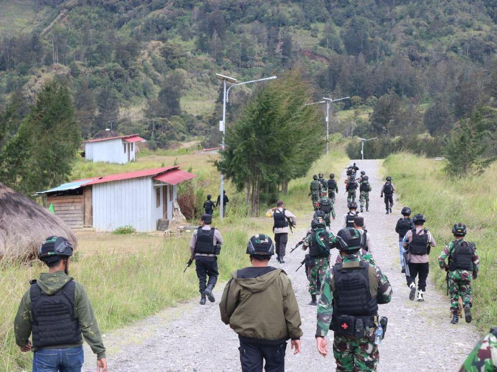 Diksi Teroris untuk KKB Papua