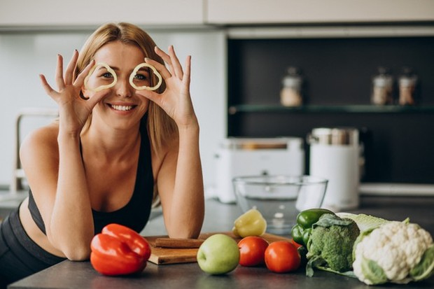 Ketika memasak di rumah, kalian bisa mengendalikan kandungan makanan.